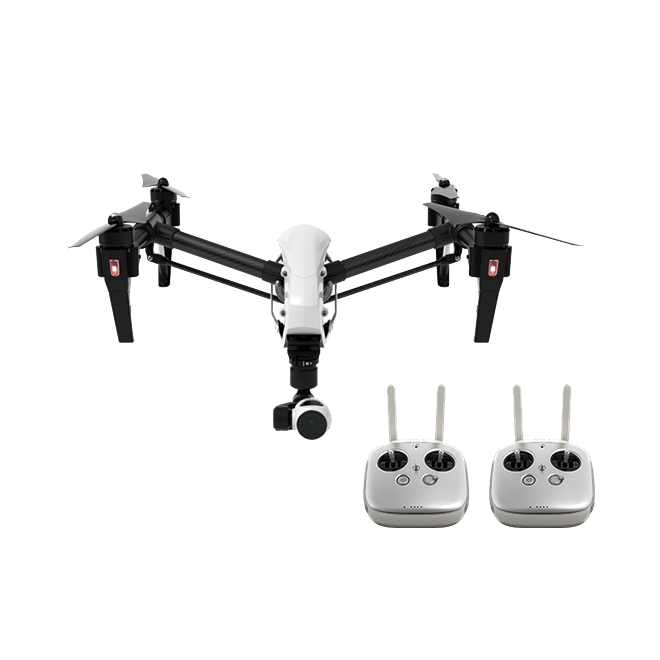 Inspire 1 with Dual Remotes