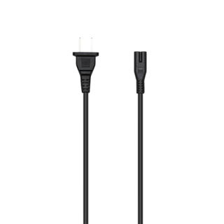 100W Power Adaptor AC Cable (US & Canada)