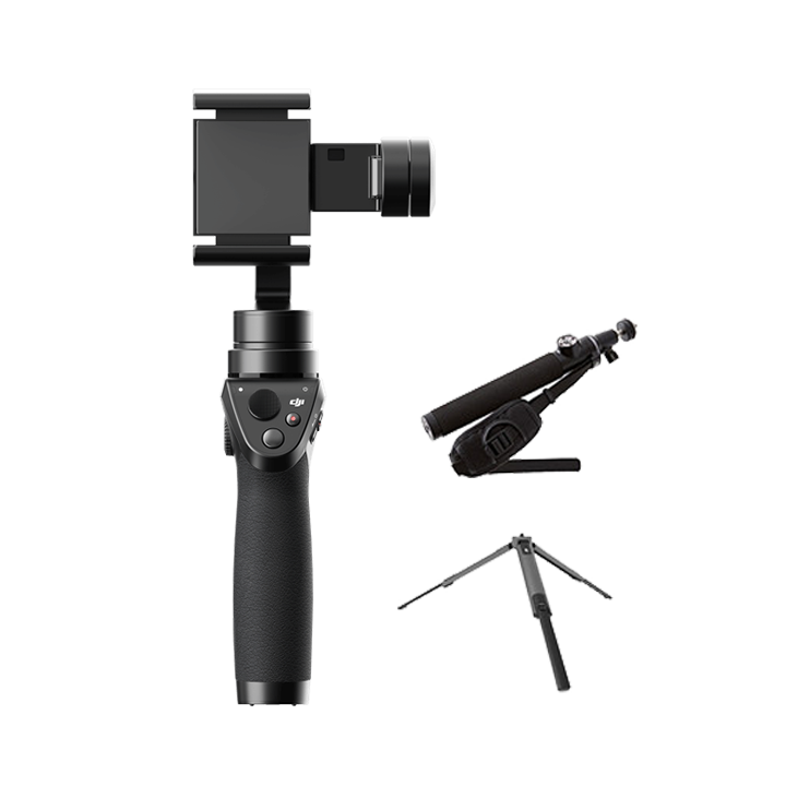 Buy Osmo Mobile Amp Extension Rod Amp Tripod Dji Store