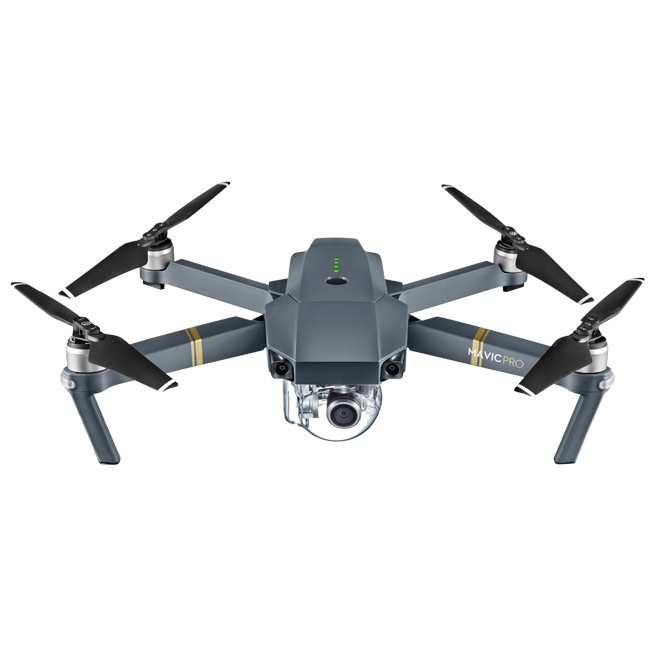 Mavic Pro with Free Training
