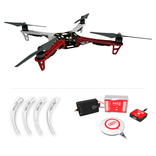 DJI F450 ARF KIT + Landing Gear + Naza-M Lite + GPS