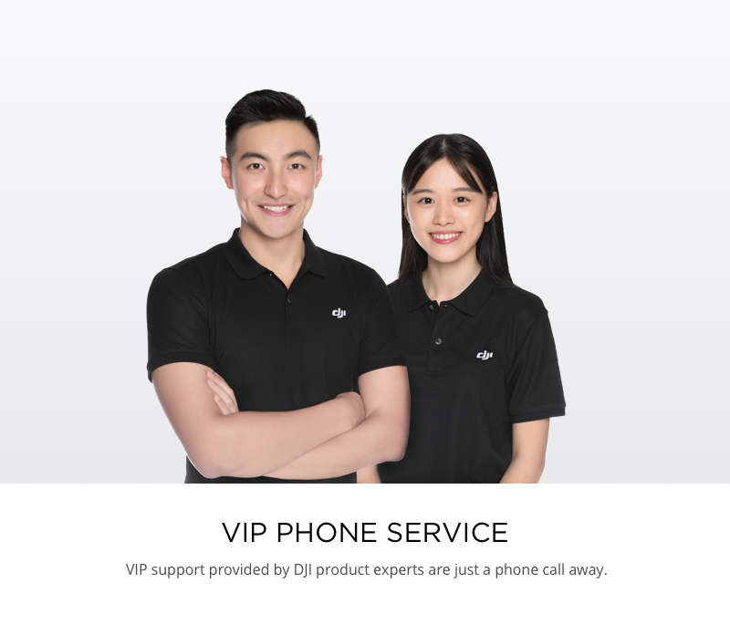 DJI Care Refresh Phone Service