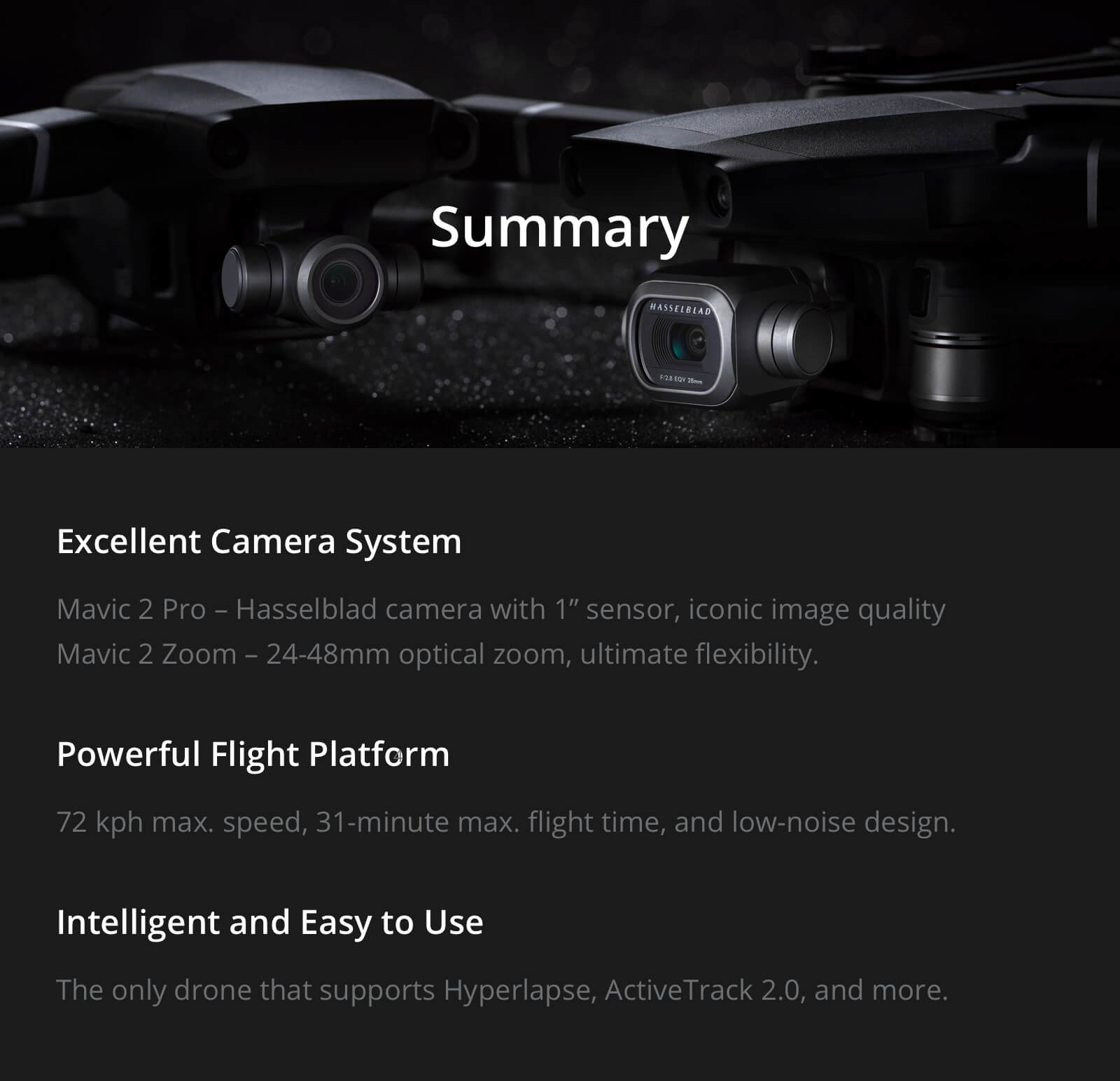 DJI Mavic 2 Zoom Deluxe Bundle