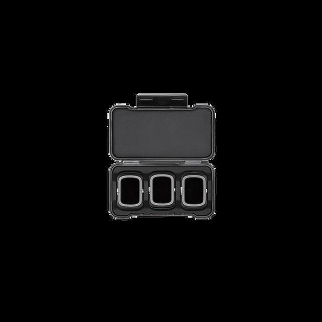 Juego de filtros ND (ND16/64/256)