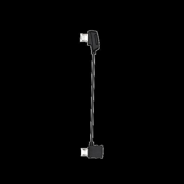 Cable RC (Conector Micro USB estándar)