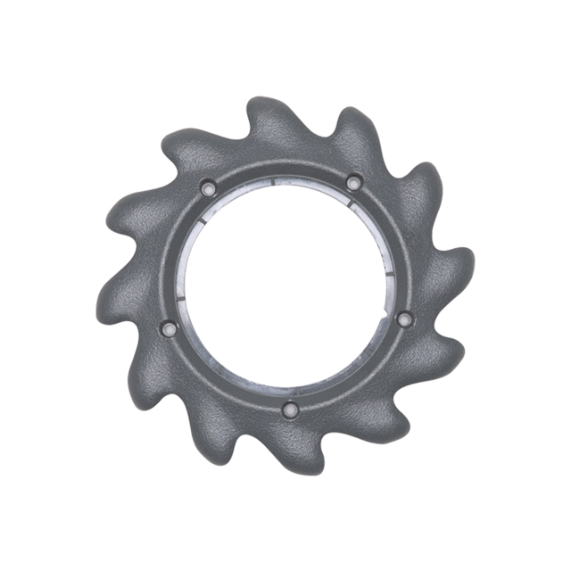 Left-Threaded Inner Hub
