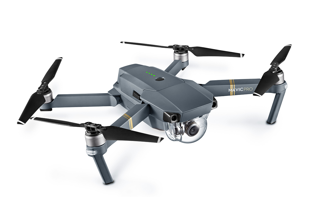 Mavic Pro (Refurbished Unit)