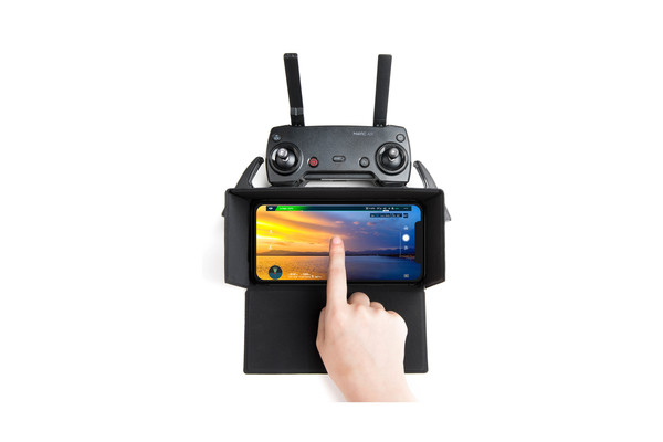 DJI PGYTECH Smartphone Screen Hood for Remote Controller