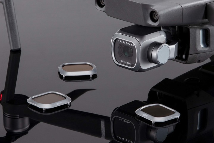 Set de filtros ND Mavic 2 Pro (ND4/8/16/32)