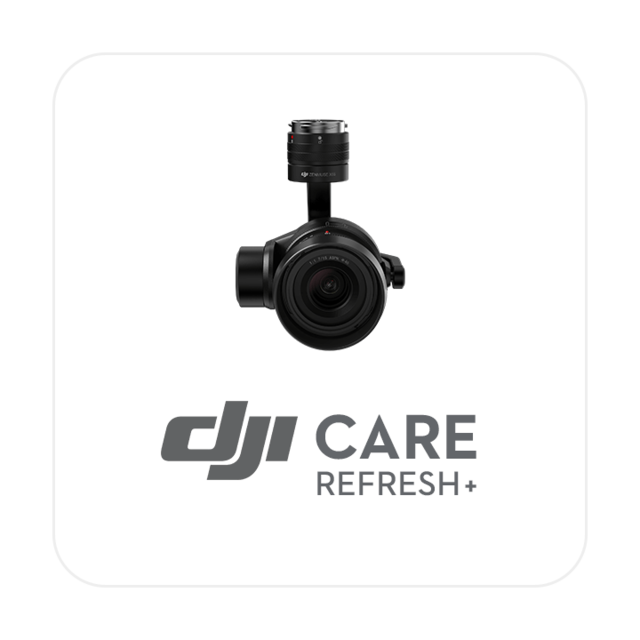 DJI Care Refresh+ (Zenmuse X5S)