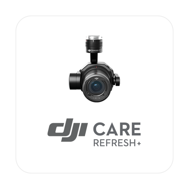 DJI Care Refresh+ (Zenmuse X7)