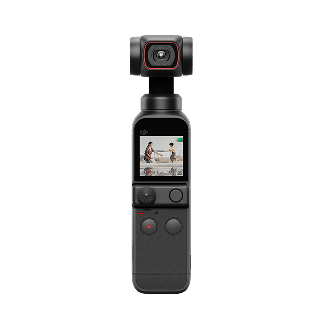 The DJI Pocket 2