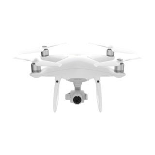 DJI Phantom 4 Pro V2.0 Aircraft (Excludes Remote Controller and Battery Charger)